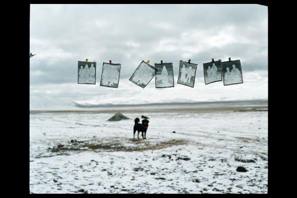 Le Mékong et le photographe - Tibet